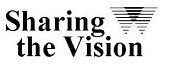Sharing the Vision logo